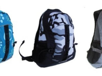 Mountain Warehouse Backpack Design