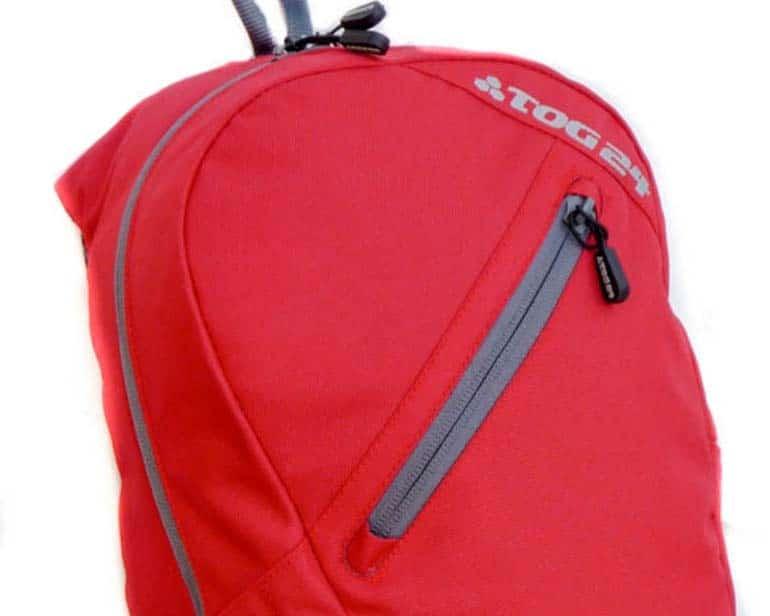 Red Tog 24 bag designed by Design-IQ